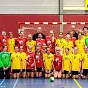 Dalfsen C1 wint met 21-14 van BVB Dortmund!