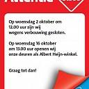 C1000-De Groot wordt Albert Heijn-De Groot