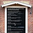 Programma Synagoge Open Monumentendag