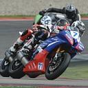 Motorcoureur Koen Meuffels weer in de punten.