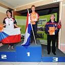Jenny Fijlstra wint brons en goud voor Nederland