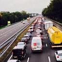 Wederom file op A28 Zwolle