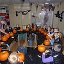 Pompoenen en Halloween bij PleXat van SMON Welzijn