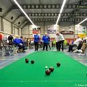 Provinciale kampioenschappen koersbal in de Trefkoele.