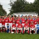 Nieuwe shirtsponsor junioren van VV Hoonhorst en  Wijthmen