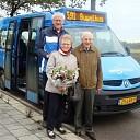 10.000 ste passagier van buurtbus Vechtdal