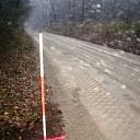 Weg- en verkeersinformatie ivm stabilisatie zandwegen