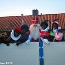 Sinterklaas nu ook in Oudleusen