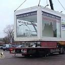 Plaatsing glazen huis Serious Nieuwleusen