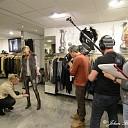 RTL4 filmt bij Sjanne Dalfsen
