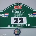 Start ROZ Classic rally bij Mooirivier.