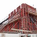 Bouw Vitens gebouw Vechterweerd