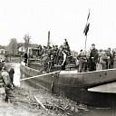 Dalfsen wordt in 1945 bevrijd door Canadese troepen