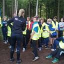 Activiteiten tijdens de Zwem4daagse De Broene 'Eugte'