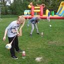 Koningsfeest in Hoonhorst van start met kinderspelen