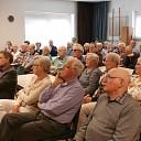Wethouder Goldsteen bij OV-bijeenkomst voor ouderen