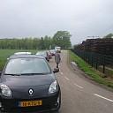 Verkeerschaos rondom afsluiting spoorovergangen