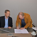 Gemeentebelangen en CDA tekenen coalitieakkoord