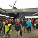 Voorjaarsmarkt bij molen Massier.