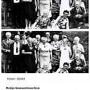 Namen gezocht groepsfoto