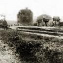 De spoorlijn langs Dalfsen