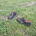 """Wel vreemde schoenen """"kunst"""" aan Bontekamp. (nu met update)"""