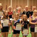 GV Nieuwleusen feliciteert 9 nieuwe juniorassistenten