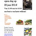 Open dag Overesch Ecologische Landbouw