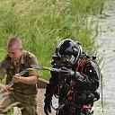 Defensie hield oefening in Dalfsen