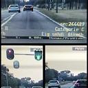 Inhalen bij stoplichten en ook door rood: kassa