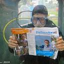 Dalfsennet Magazine kom je op de gekste plekken tegen.