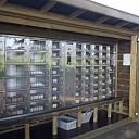 Eierautomaat voor dagverse eieren