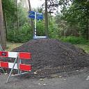 Werkzaamheden Dalmsholterweg in volle gang