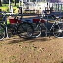 Van wie zijn deze fietsen