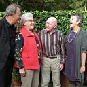 60-jarig huwelijk echtpaar Weis-van Lenthe