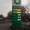 Brandstofprijzen in de brandstoffen oorlog