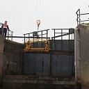 Waterschap Groot Salland sluit sluizen