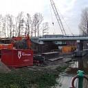 Twee weken geleden:  viaduct in Lemelerveld groot nieuws
