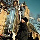 Dalfsen Stroomt Over: de eerste vlaggenlijnen hangen!