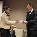 von Martels reikt certificaten taalcoaches uit