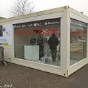 Glazen huis Nieuwleusen geplaatst.