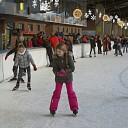 Schoolschaatsen van IJsclub Stokvisdennen