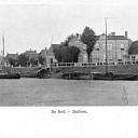 Ansichtkaart Dalfsen uit 1903 te koop