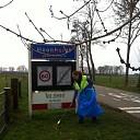 Hoonhorst en omgeving weer schoon