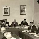 Laatste raadsvergadering in het oude gemeentehuis