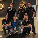 Dart team Trefkoele+ kampioen