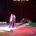 Johan Bokma in het circus