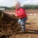 Jongste archeoloog van Dalfsen