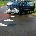 Weer ongeval Nieuwleusen