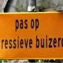 Pas op voor broedende buizerd